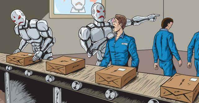 人工智能替代人类的职业